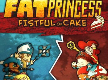 Fat-Princess-Fistful-of-Cake-Review-PlayStation-Portable-Box-Art-feature