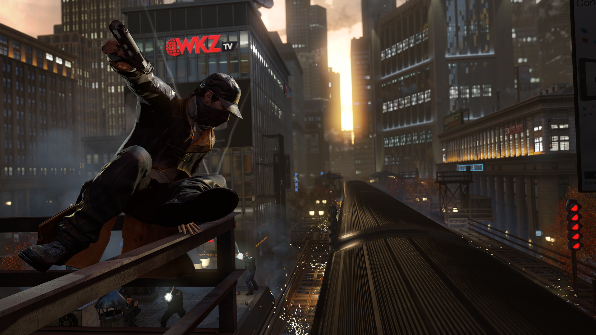 PlayStation 4 Revealed; Deep Down and Watch Dogs WD Screen 1