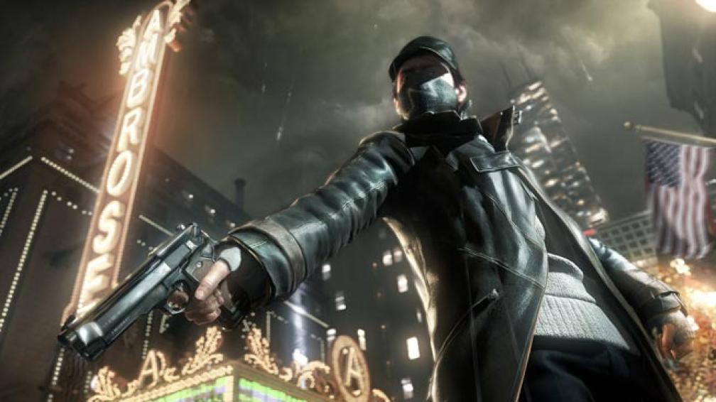 PlayStation 4 Revealed; Deep Down and Watch Dogs WD Screen 4