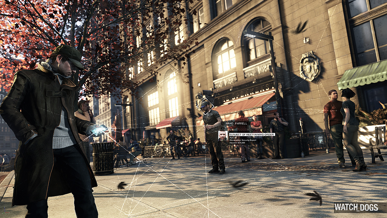 PlayStation 4 Revealed; Deep Down and Watch Dogs WD Screen 8
