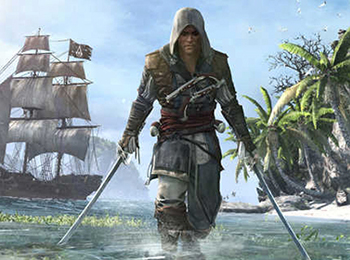 Assassins Creed IV Black Flag Trailer and Screenshots Leaked