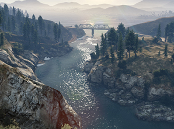 New Grand Theft Auto V Screenshots