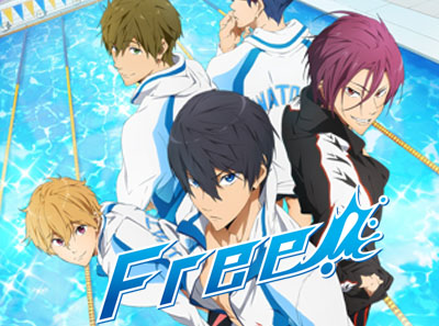 Kyoto Animations July Anime Is Free! - The Swimming Anime