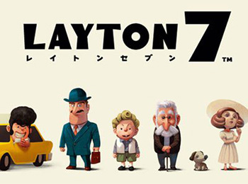 New Professor Layton Game Announced Layton 7, for Mobile & 3DS