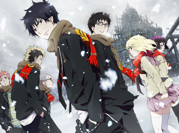 Blue exorcist movie promotional video