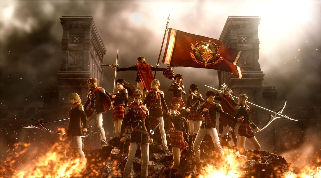 Final Fantasy Type-0 Could Be Localised pic