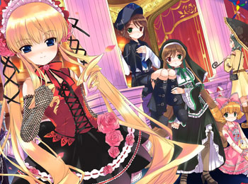 Rozen Maiden Season 3