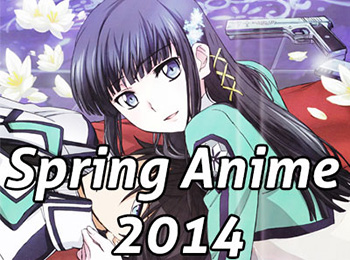 Spring Anime 2014 Chart