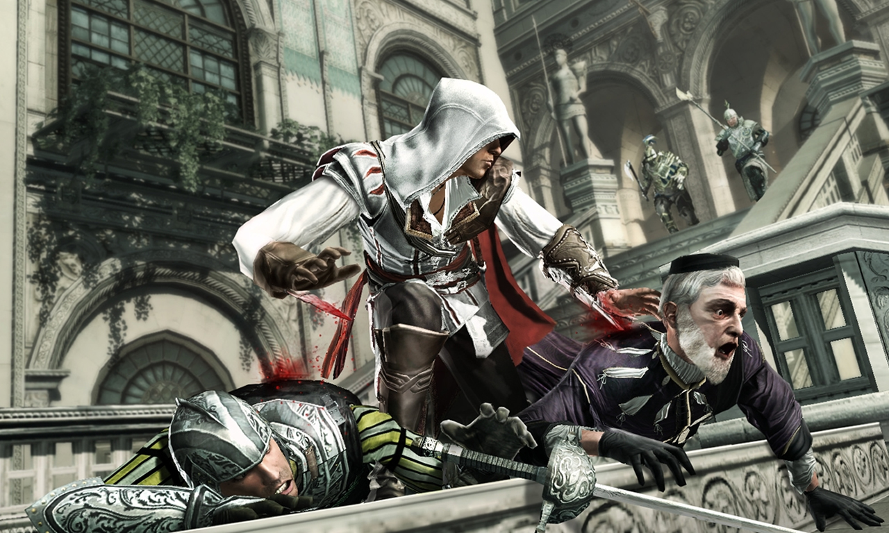 Assassins Creed II Review Screen 7