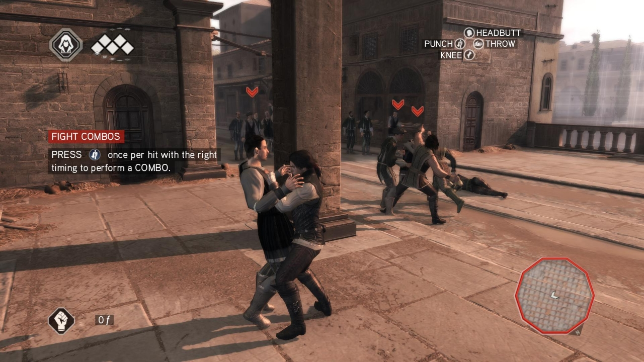Assassins Creed II Review Screen 9