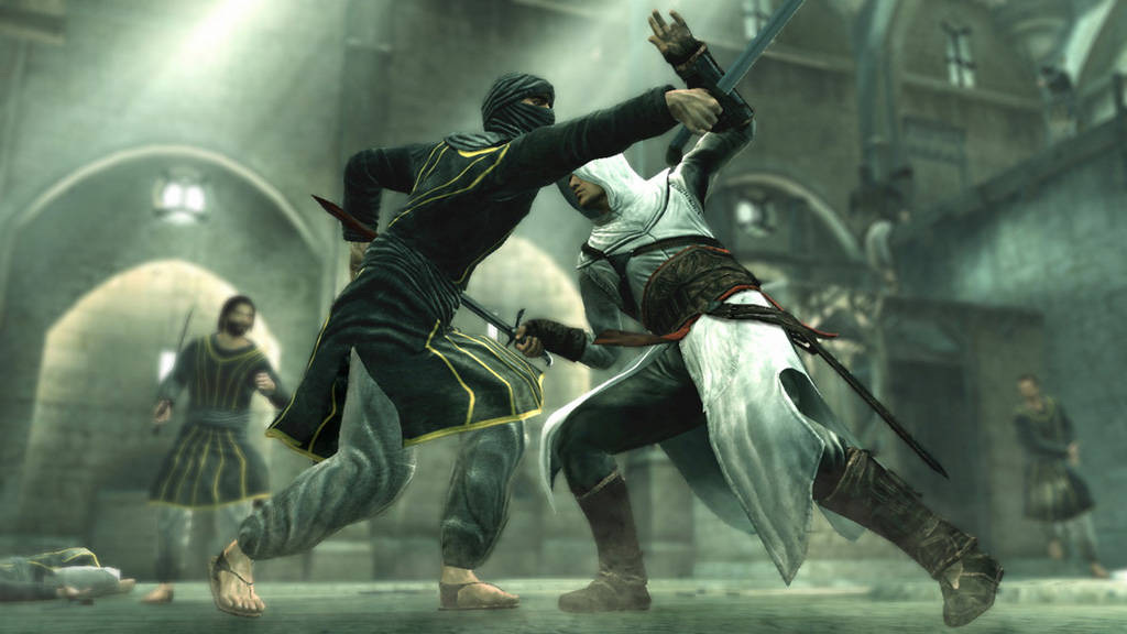 Assassins Creed Review Screen 2