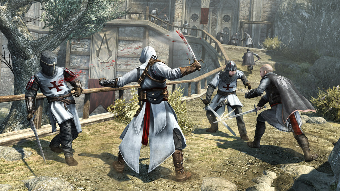Assassins Creed Review Screen 3