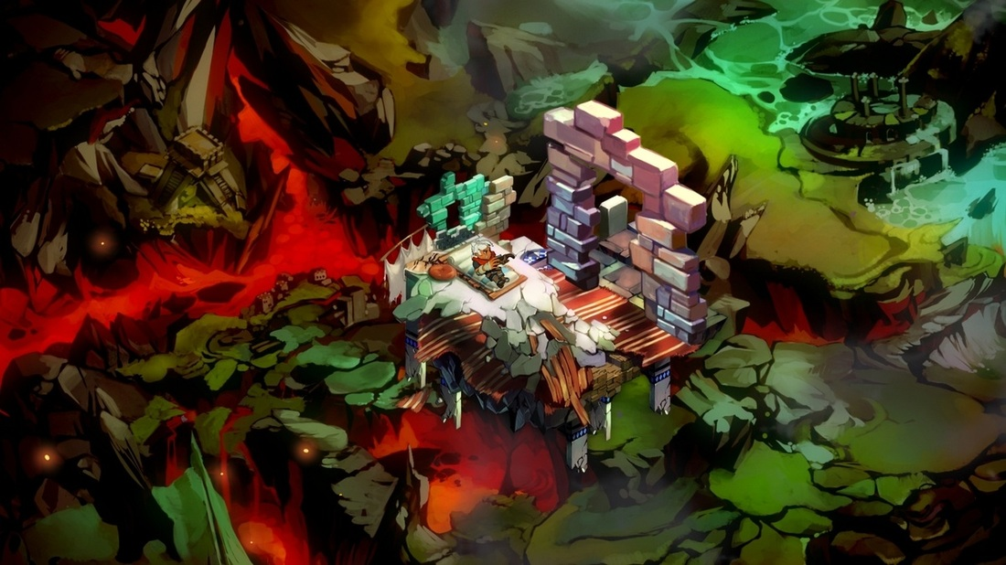 Bastion Review Screen 2