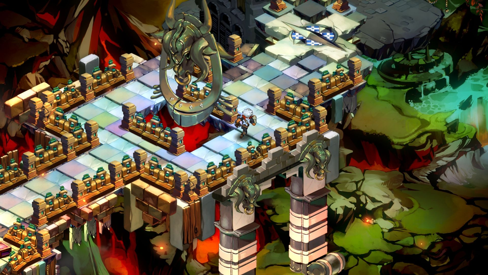 Bastion Review Screen 6