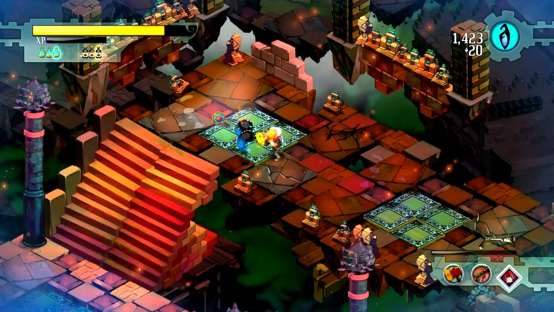 Bastion Review Screen 7