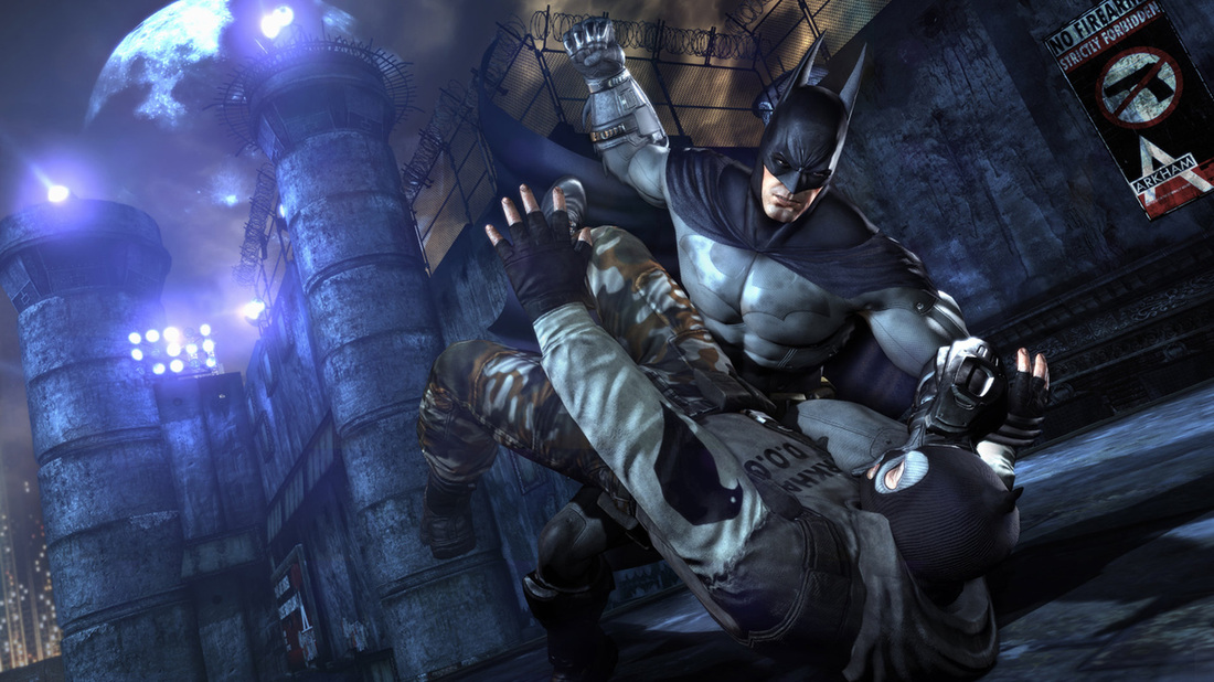 Batman Arkham City Review Screen 2