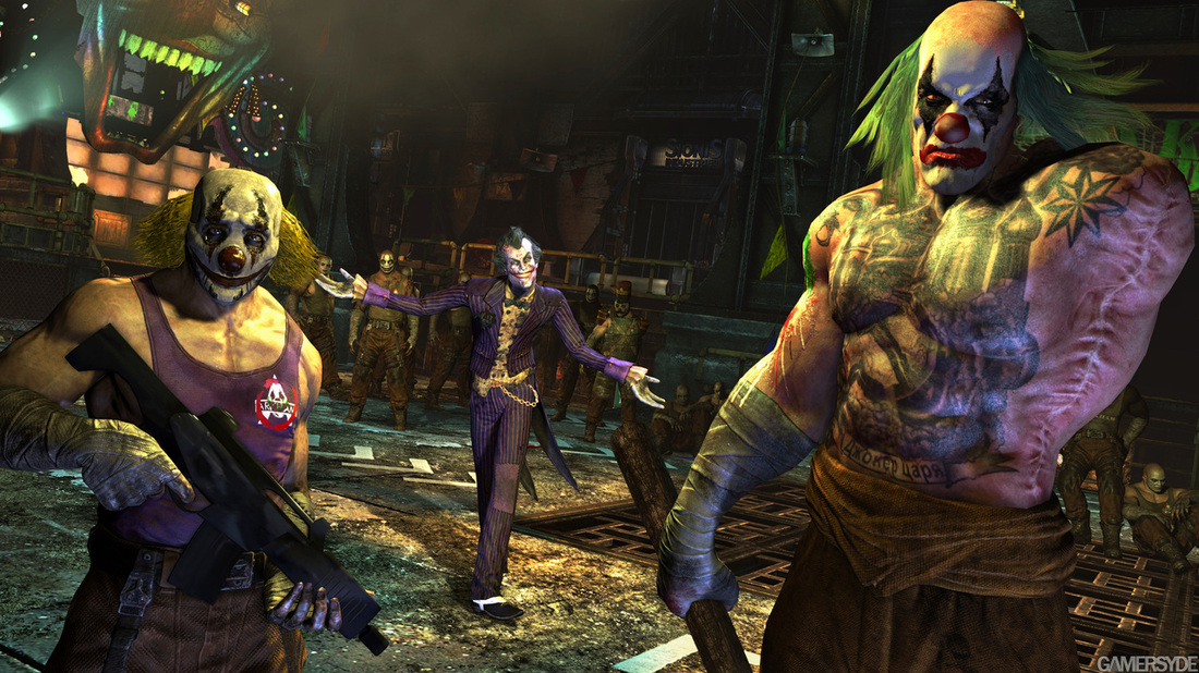 Batman Arkham City Review Screen 4