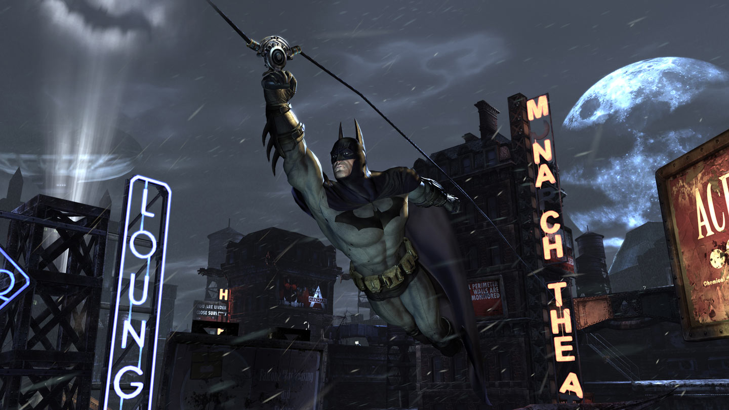 Batman Arkham City Review Screen 7