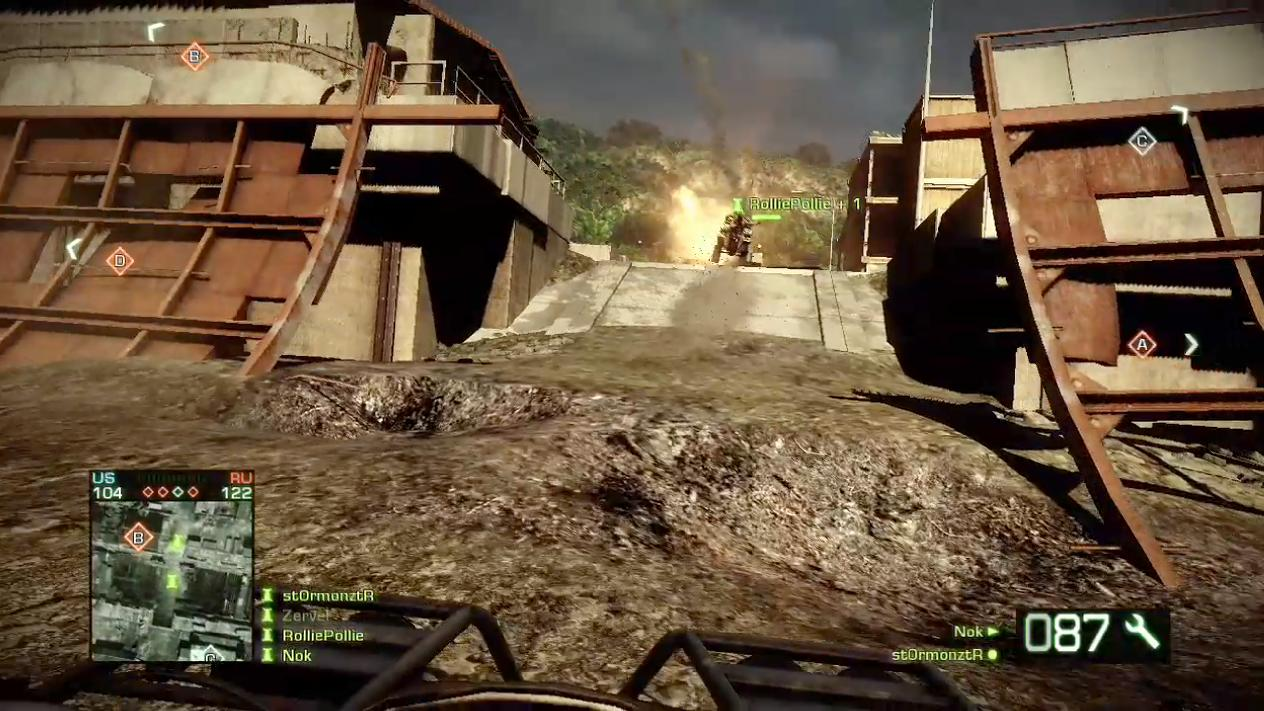 Battlefield Bad Company 2 Review screen 8