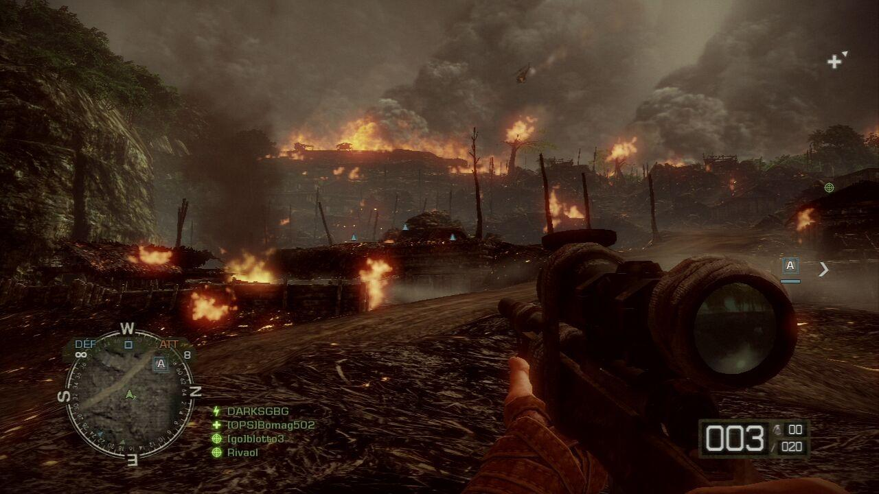 Battlefield Bad Company 2 Vietnam Review screen 5