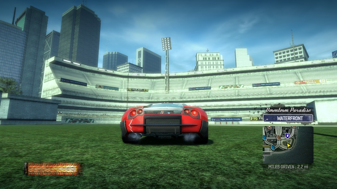 Burnout Paradise Review Screen 7