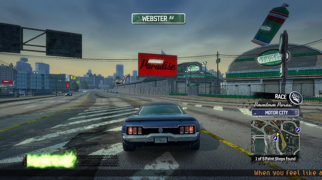Burnout Paradise Review Screen 8