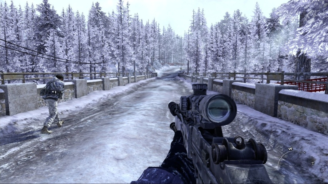 Call of Duty Modern Warfare 2 Review Screen 8