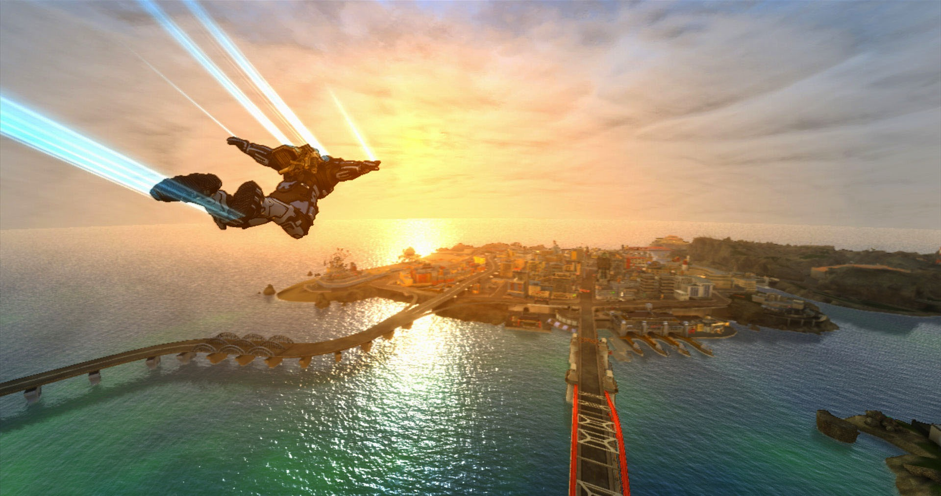 Crackdown 2 Review Screen 11