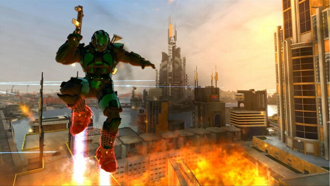 Crackdown 2 Review Screen 7