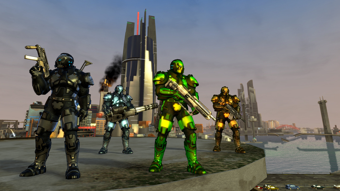 Crackdown 2 Review Screen 8