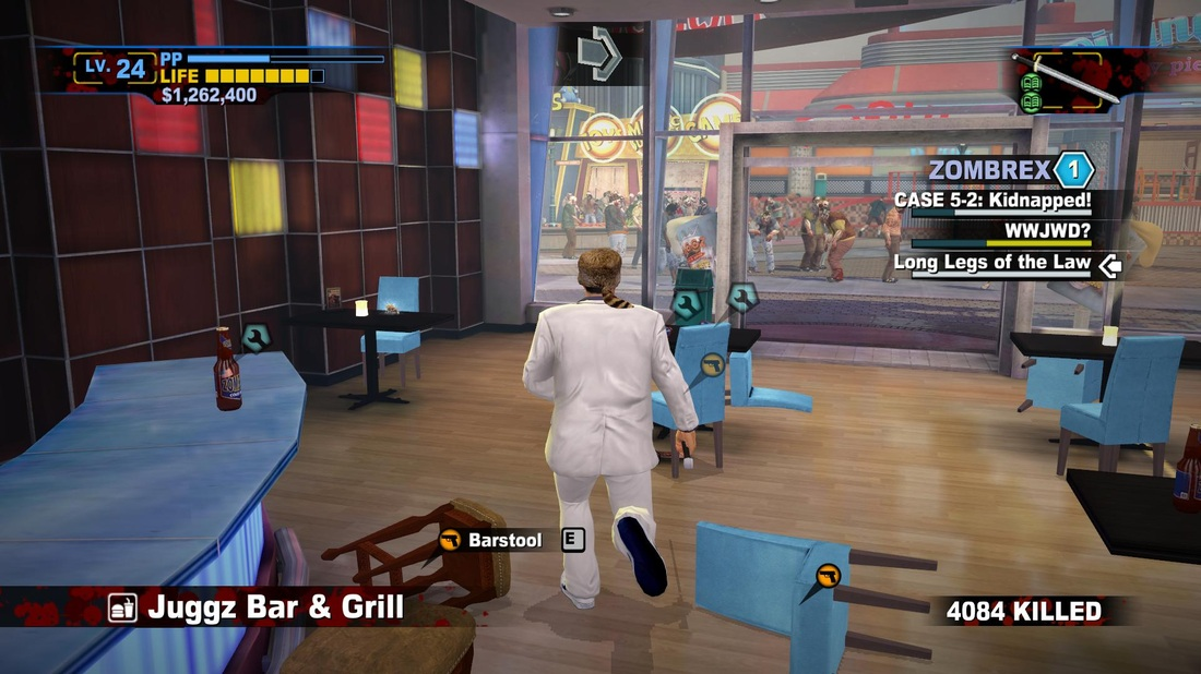 Dead Rising 2 Review Screen 3