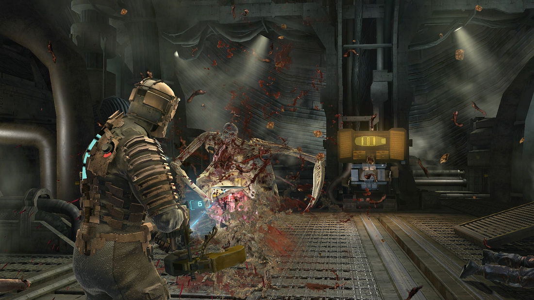 Dead Space Review Screen 5