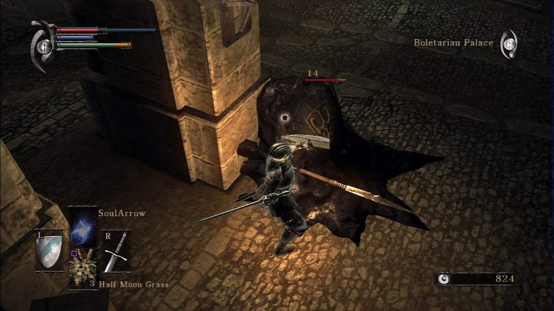 Demons Souls Review Screen 8