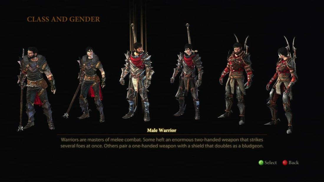 Dragon Age II Review Screen 3