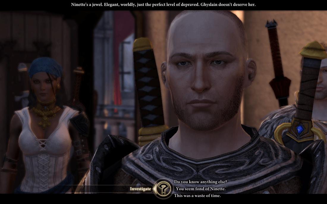 Dragon Age II Review Screen 8