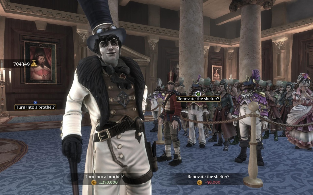 Fable III Review Screen 4