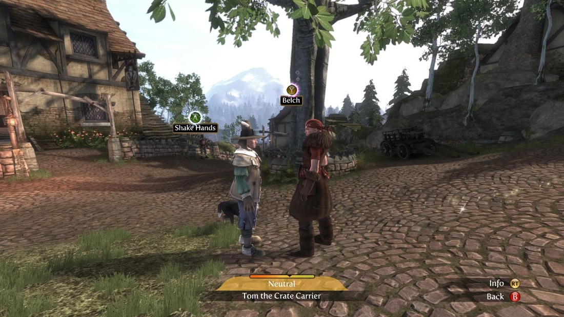 Fable III Review Screen 9