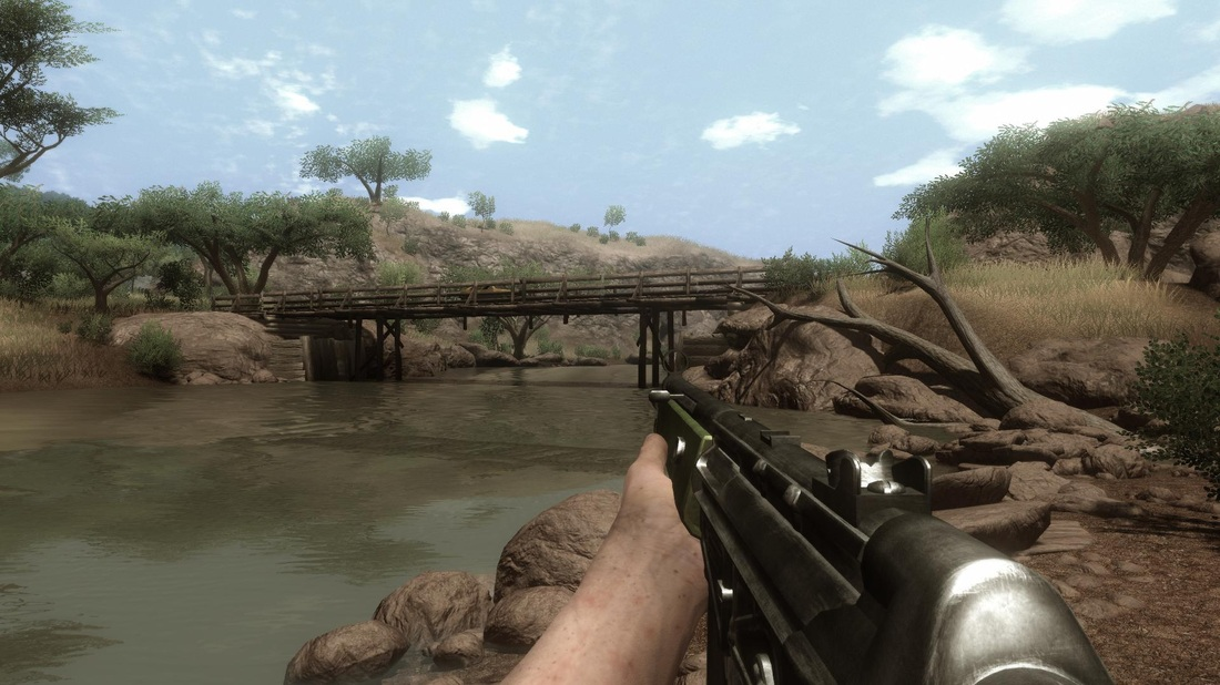 Far Cry 2 Review Screen 5