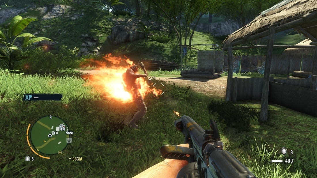 Far Cry 3 Review Screen 2