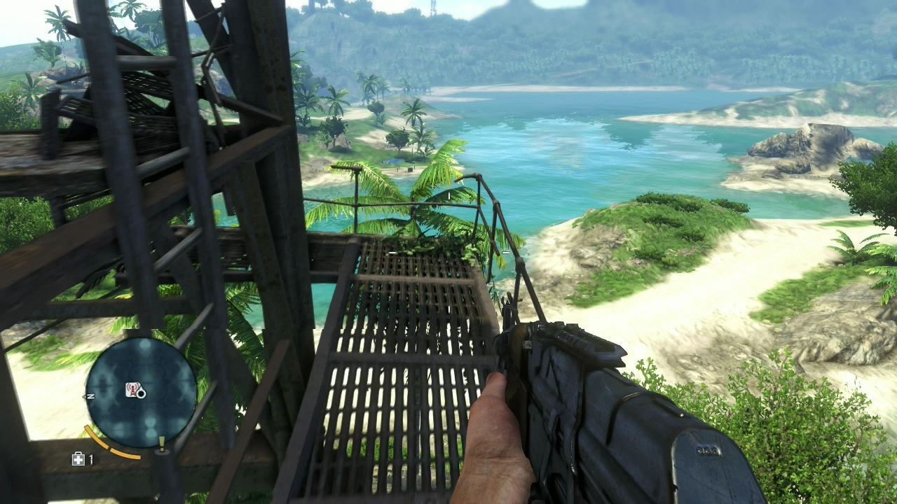 Far Cry 3 Review Screen 7