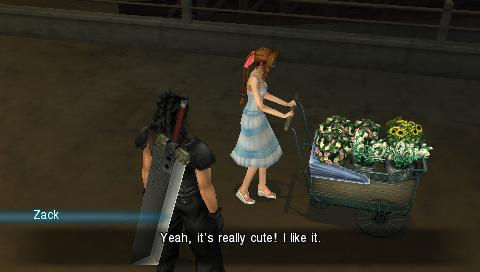 Final Fantasy VII Crisis Core Review Screen 6
