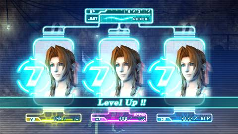 Final Fantasy VII Crisis Core Review Screen 7