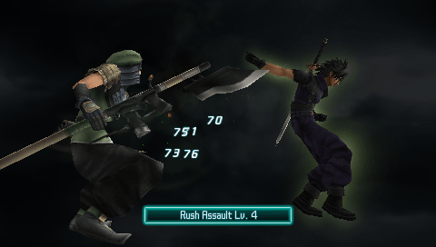 Final Fantasy VII Crisis Core Review Screen 8