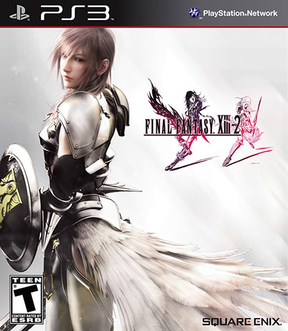 Final Fantasy XIII-2 Review - PlayStation 3 Box Art
