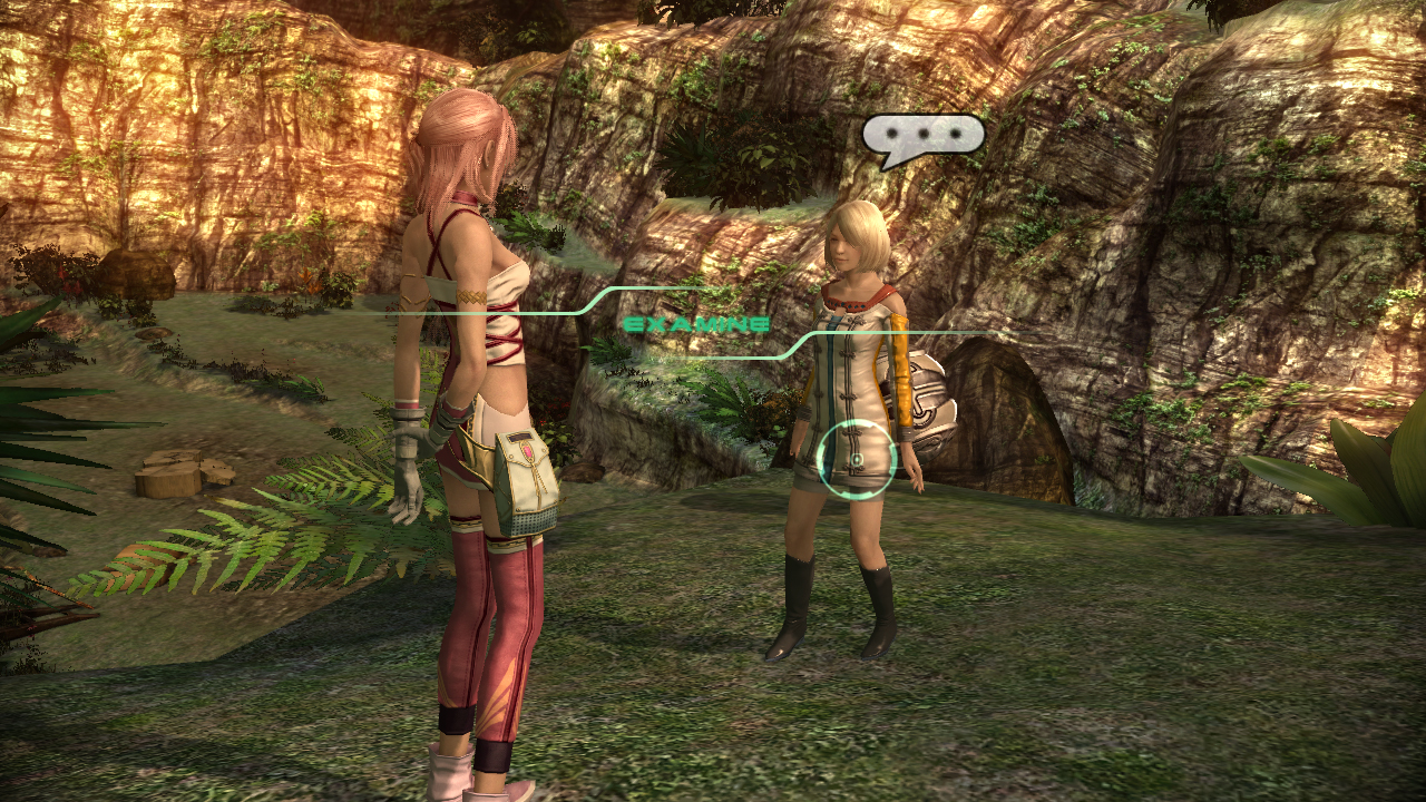 Final Fantasy XIII-2 Review Screen 4