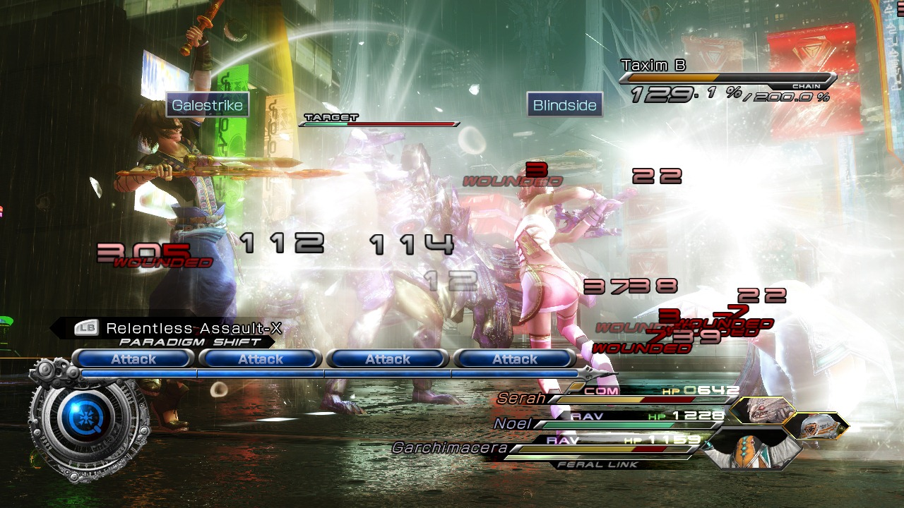 Final Fantasy XIII-2 Review Screen 5