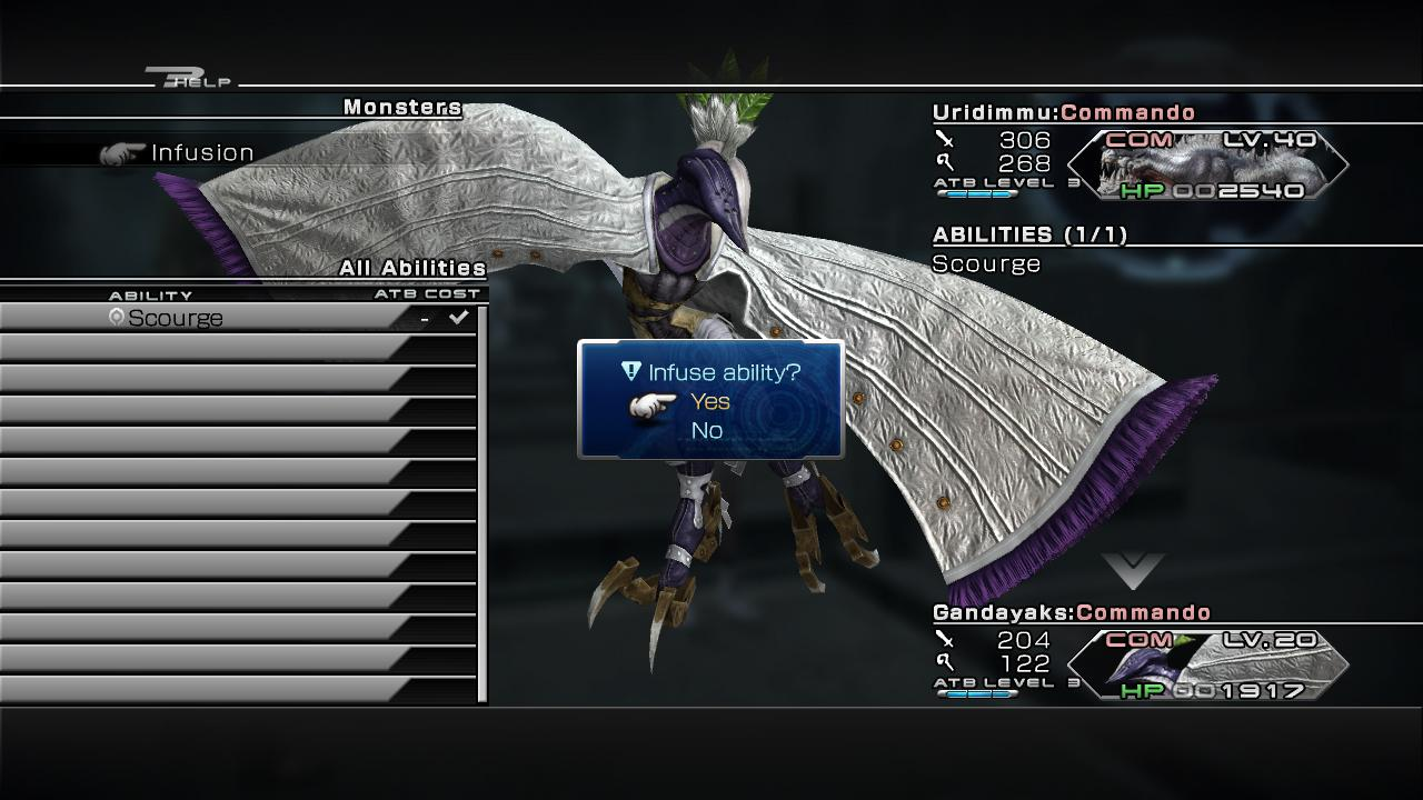 Final Fantasy XIII-2 Review Screen 8