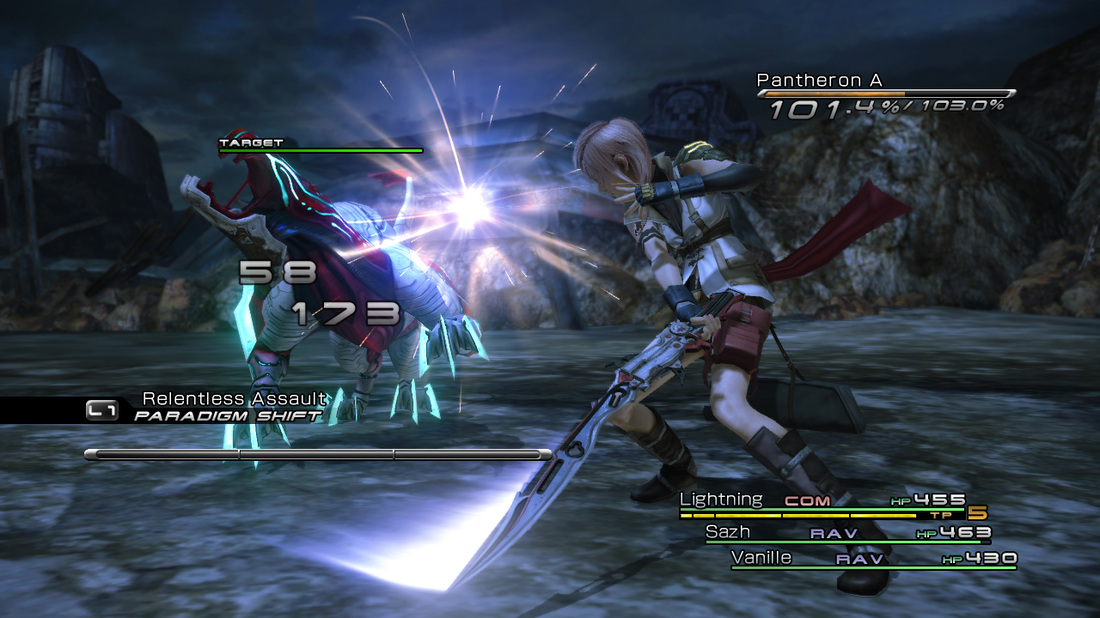 Final Fantasy XIII Review Screen 5