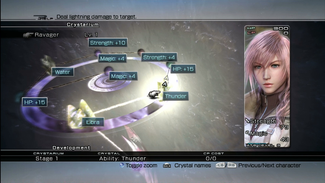 Final Fantasy XIII Review Screen 6