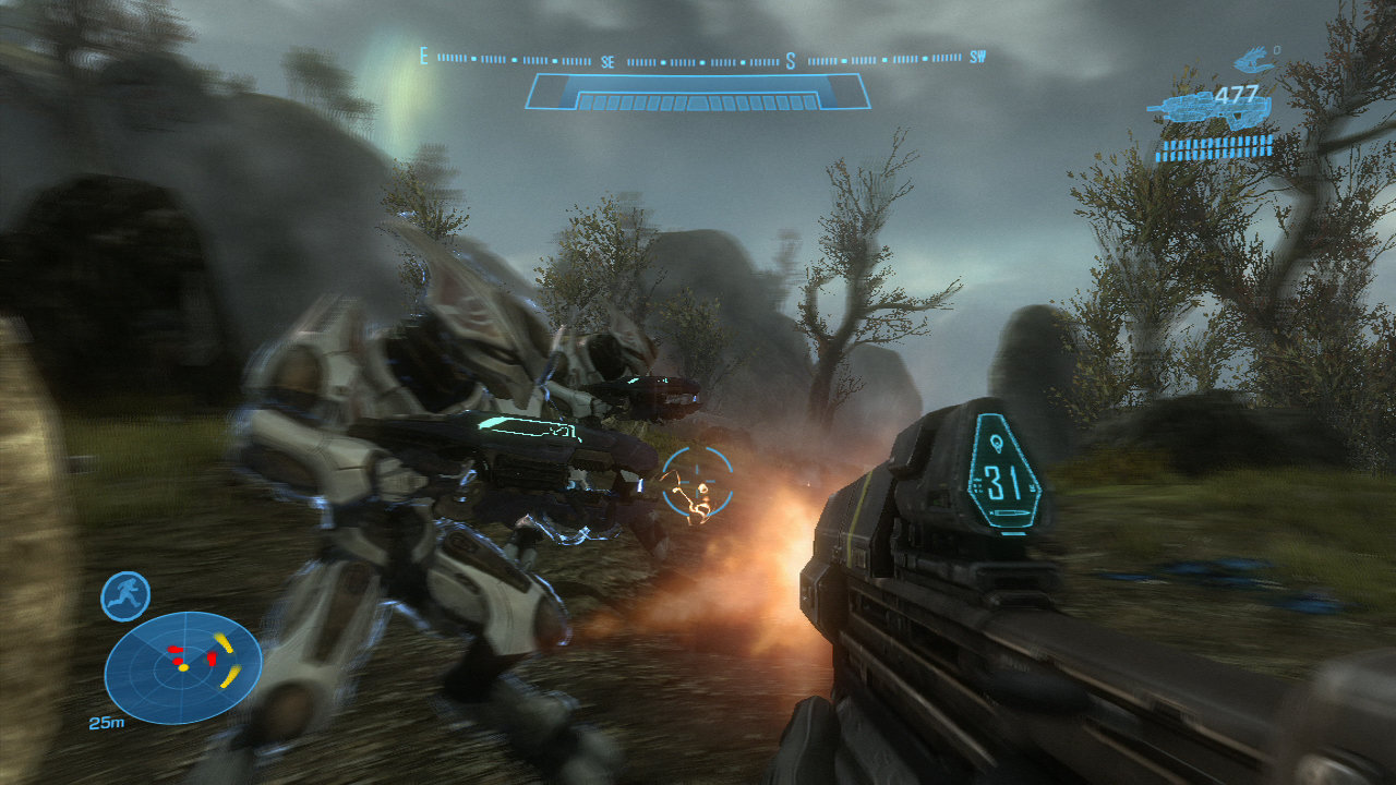 Halo Reach Review Screen 10